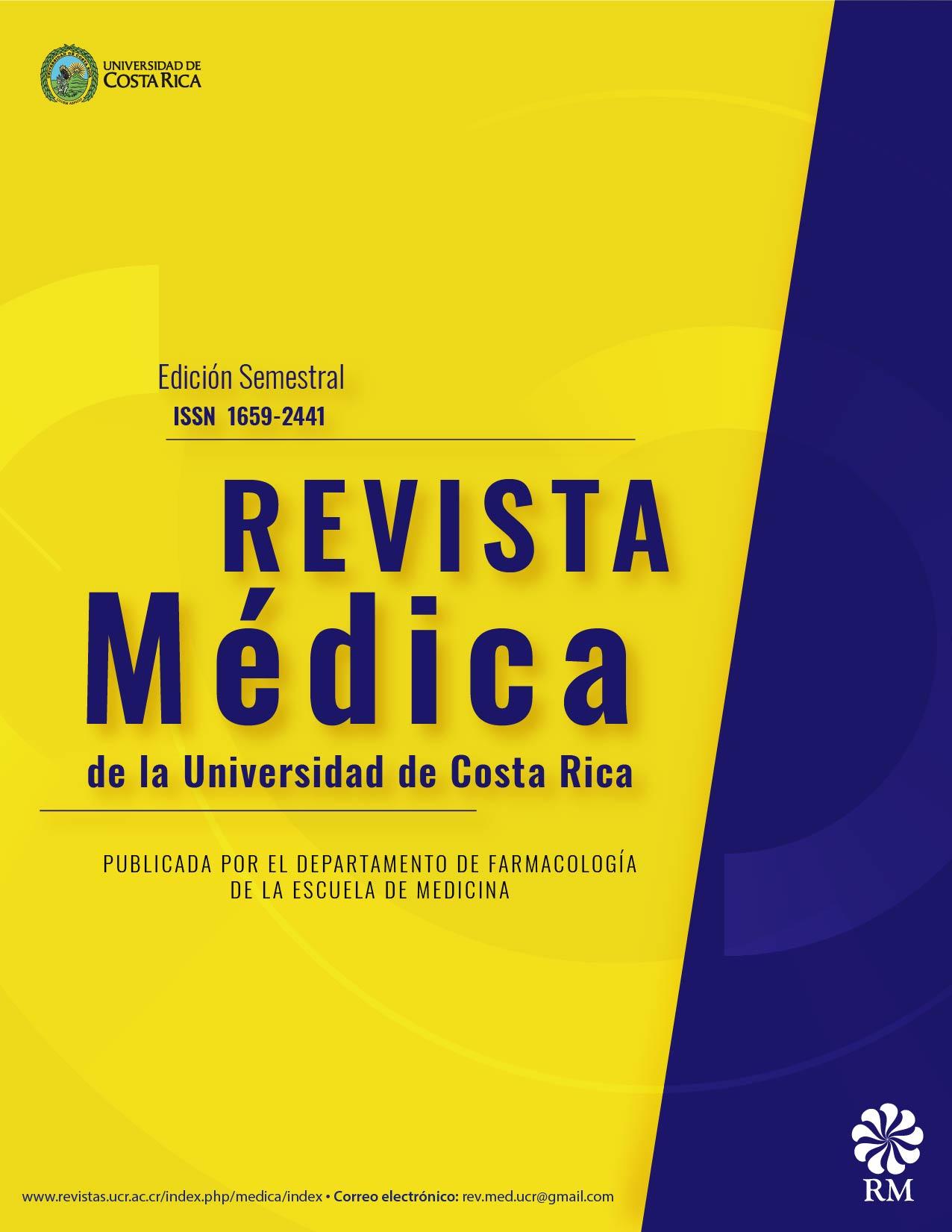Revista Médica de la Universidad de Costa Rica: Volumen 13, Número 2